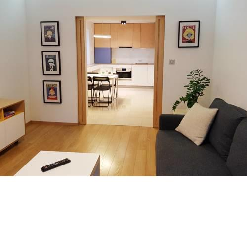 ☆ Comfort & Modern Apartment 15min to the CENTER